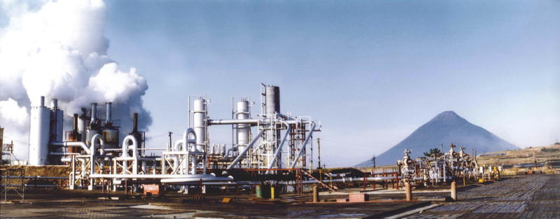 Geothermal Production Equipment