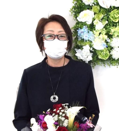 檜森純子係長